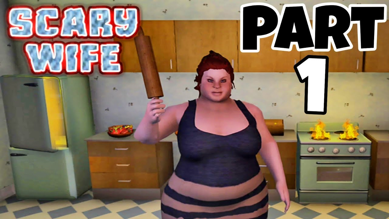 Virtual Scary Wife 3D Game 2020 - Part 1 | by Studio 313