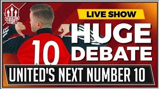Mourinho's Next Manchester United Number 10?