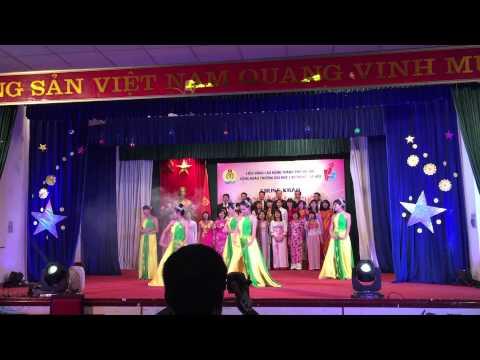Tự hào nhà giáo Việt Nam - Tốp ca giảng viên khoa Quản Lý Lao Động