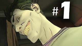 Batman The Telltale Series Episode 4 Guardian of Gotham Part 1 Gameplay Walkthrough