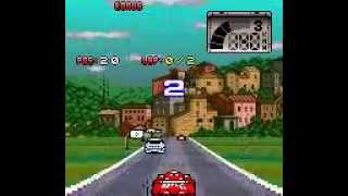 Test Drive Le Mans [GBC] - Gameplay (Arcade)