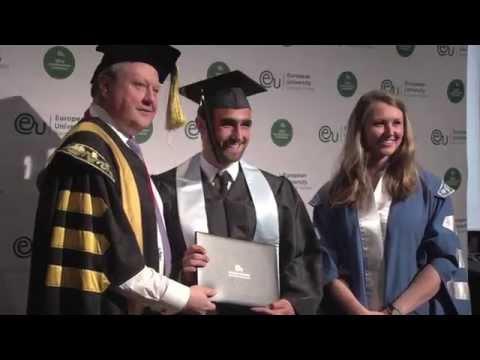 Graduation Ceremony 2014 - International Business School Geneva, Switzerland - EU Business School