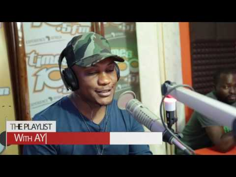 THE PLAYLIST With AY | Trailer | Subscribe now | Hosted by LilOmmy Times FM