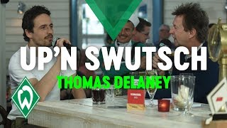 Up´n Swutsch mit Thomas Delaney | SV Werder Bremen