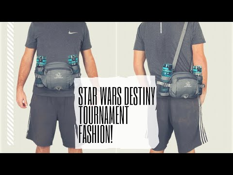 10 | Star Wars Destiny Fanny Packs, or, How to Avoid Being Dice-Jacked While Playing Destiny