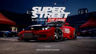 Super Street The Game - The first 20 minutes