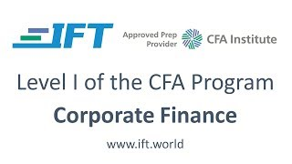 Level I CFA: CF Working Capital Management-Lecture 1