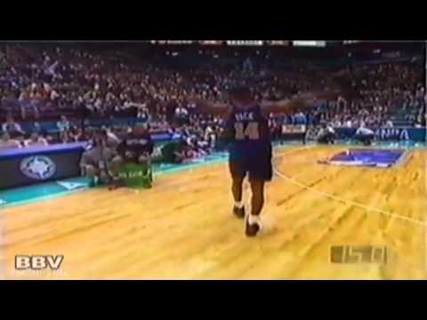 Robert Pack - 1994 NBA Slam Dunk Contest