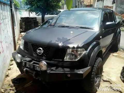 Nissan Navara Modifikasi >> Nissan Navara Np300 Modifikasi Youtube