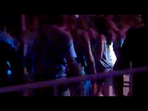 "DJ SUBSTANZ MOROCCO TOUR 2009 SAIDIA ""SMALL FISH CLUB BEACH"""
