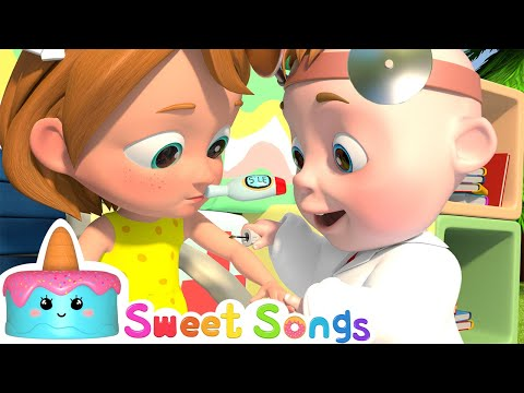 Doctor Check Up Song | Nursery Rhymes & Children songs