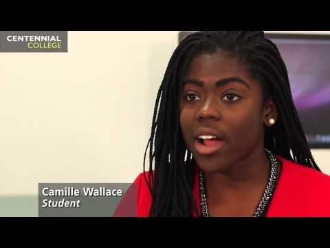 Centennial College: Public Relations - Corporate Communications