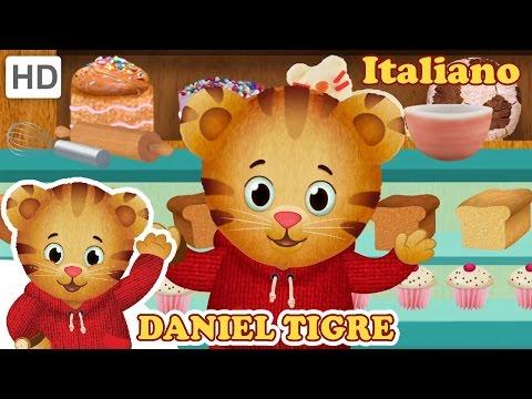 Daniel Tiger in Italiano - Il principe Mercoledì trova un modo per giocare