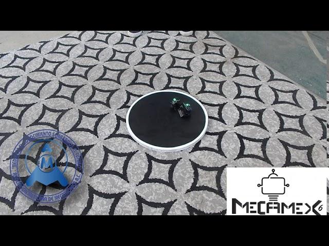 Microsumo en el MECAMEX 6 en San Andrés Tuxtla, Veracruz, año 2019