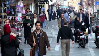 Tehranis share economic grievances as protests rage across Iran The streets of Iran's capital have been relatively quiet as protests hit much of the country, but Tehranis still have plenty to complain about and demand action from the government.