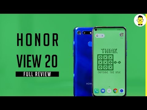 Honor View 20 review | comparison with OnePlus 6T and Poco F1