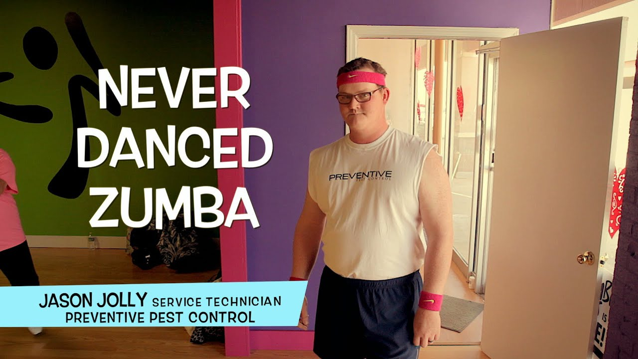 Funny Memes Zumba : Jason can t zumba funny preventive pest control commercial youtube