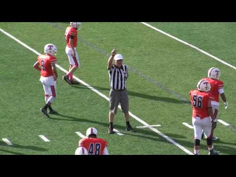 Timpview vs  Mountain  View Sophomore Football Oct 12, 2016