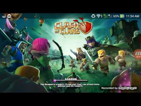 Clash of Clans Halloween Update 2016 (Theme)