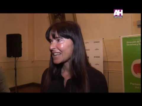MARIA DEL VALLE AIOLA   CECILIA BALBIANO   LETICIA GOLIA   PARLAMENTO JUVENIL DEL MERCOSUR 2019