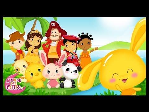 1H de dessins animés - Monde des petits - Titounis