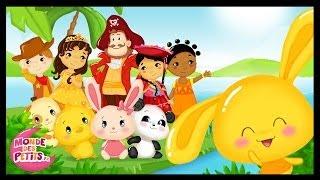 Repeat youtube video 1H de dessins animés - Monde des petits - Titounis