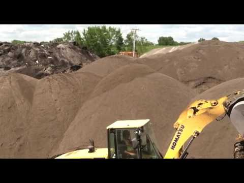 Mass Crushing & Excavating - Millings