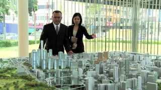 Taking Shape: Tun Razak Exchange