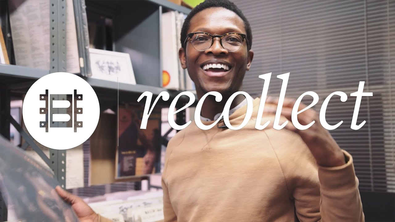 RECOLLECT featuring VUYO SOTASHE