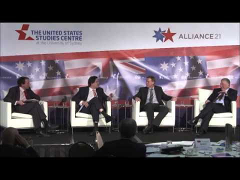 Advanced Manufacturing Panel Discussion - Alliance 21 Canberra
