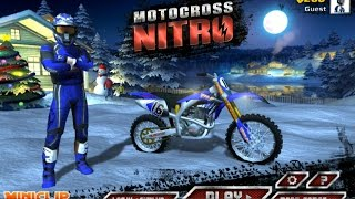 Motocross Nitro - Bmx Bike Motor Racing - Motocross Nitro - Android Gameplay Video