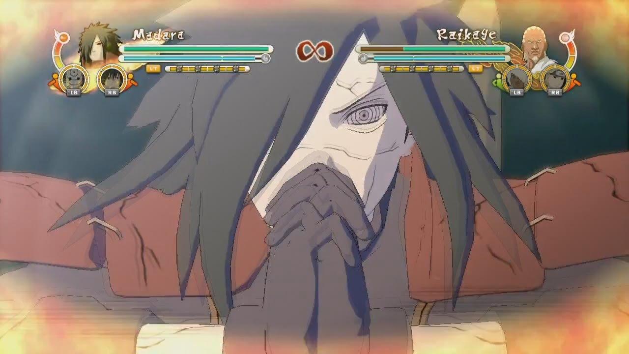 Naruto shippuden ultimate ninja storm 4 akatsuki - 4 10