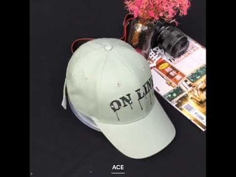 Custom cotton twill flat embroidery logo baseball cap