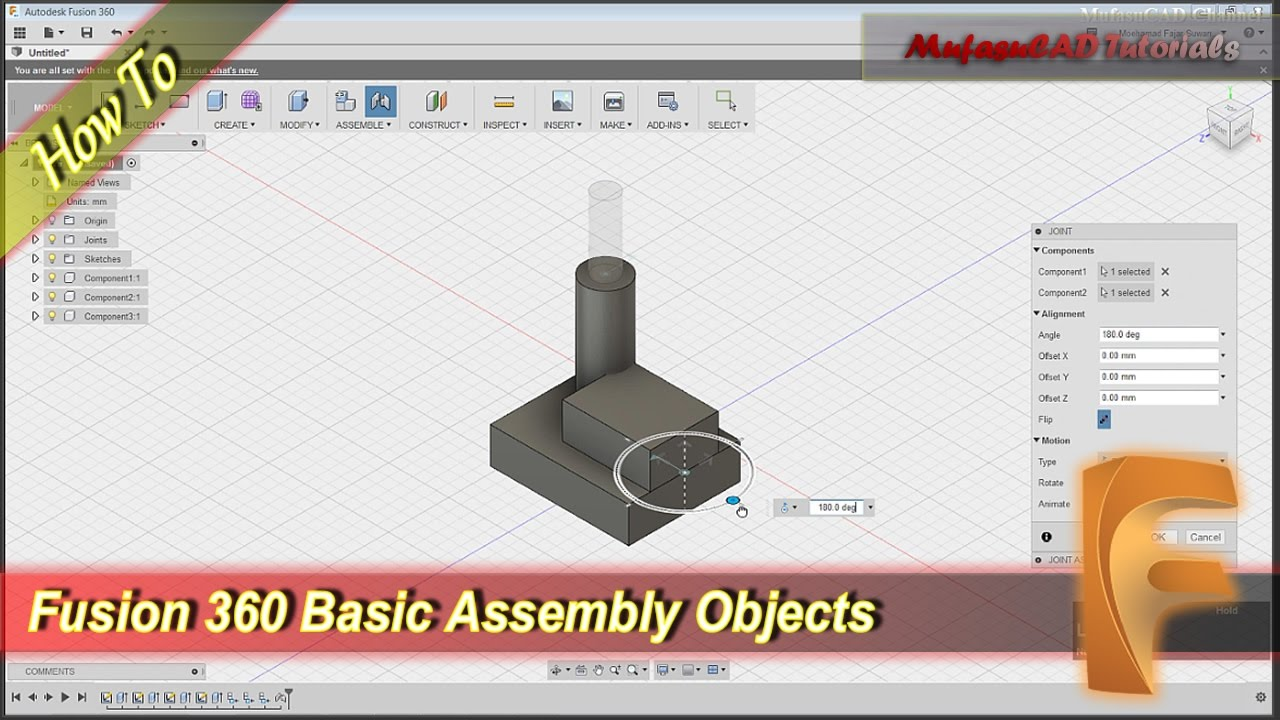 How to assemble the combine