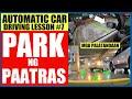 PAGPARK NG PAATRAS: MGA PALATANDAAN   AUTOMATIC CAR DRIVING LESSON #7