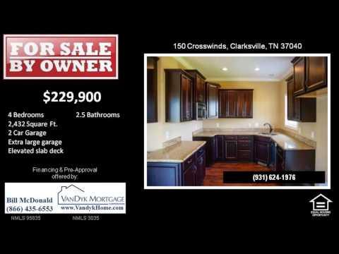 4 bedroom home for sale near Sango Elementary School in Clarksville TN