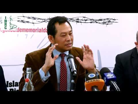 Genocide Memorial Day 2018: Dr Maung Zarni