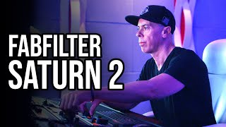 How To Mix with FabFilter Saturn 2 (Luca Pretolesi Tutorial)