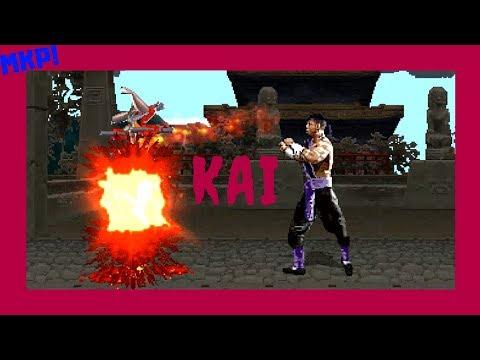 """KAI JAX"" - Kai Gameplay (MKP Revitalized)"