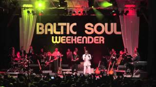 Oliver Cheatham & The Baltic Soul Orchestra - Get Down Saturday Night