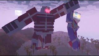 Download lagu Minecraft Animation: Ultraman Tiga Tragic Vacation