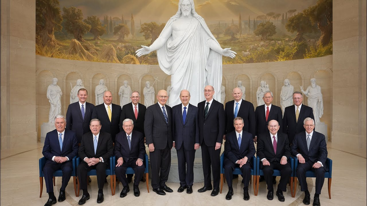 The April 2019 World Report Of The Church Of Jesus Christ Of Latter Day Saints