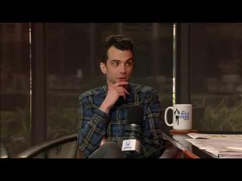 Actor Jay Baruchel talks about hating Toronto 1/4/2017