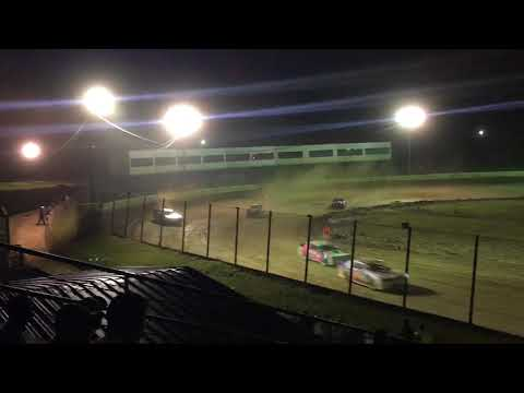 Jackson Motor Speedway 9/9/17 NESMITH Street Stock Feature