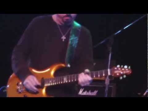 Incredible Steve Lukather live solo!!!
