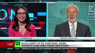 🔴 Gold at record highs in almost every currency except dollar