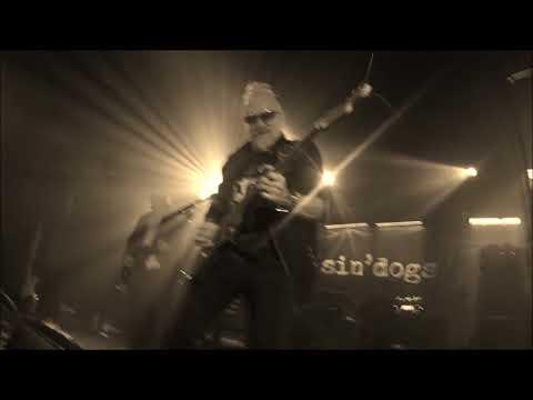 / Sin'Dogs /  Oran Mor  Glasgow    5 /12/17   **FULL GIG**