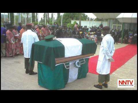 Lagos State Funeral For Late Dim Chukwuemeka Odumegwu-Ojukwu