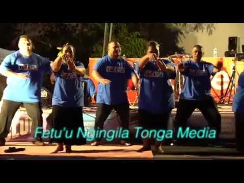 Teine Samoa with Action Song in Tonga - Sisu koe Fetu'uNgingila 2016