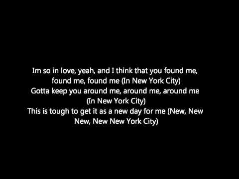 Akon New york City lyrics